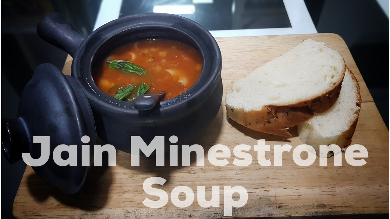 Jain minestrone soup sonals jain kitchen 9th december 2017 sonal jhaveri forumfinder Gallery